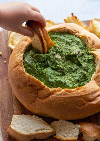 vegan cob loaf recipe