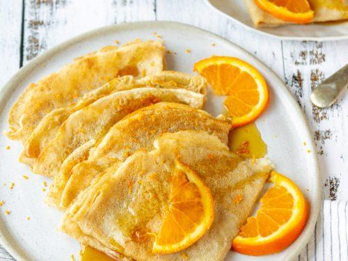 vegan crepes recipe
