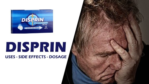 disprin tablet in hindi