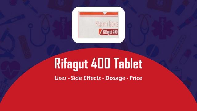 Rifagut 400 Tablet in hindi