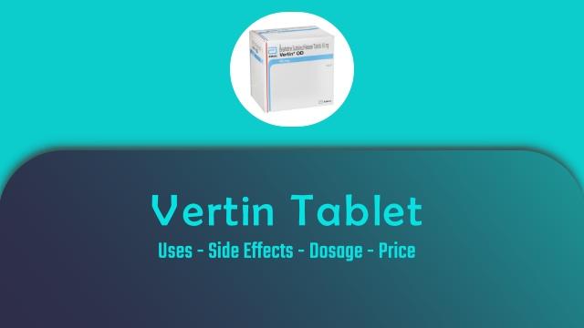 vertin tablet