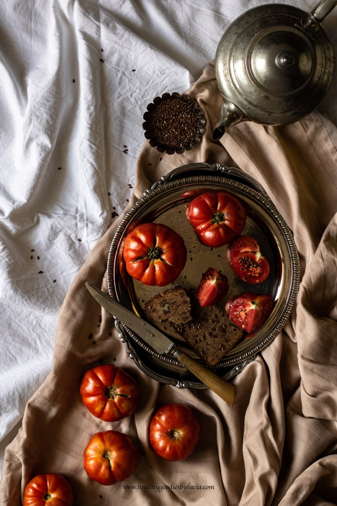 Moody Food Photography Healthy Goodies by Lucia