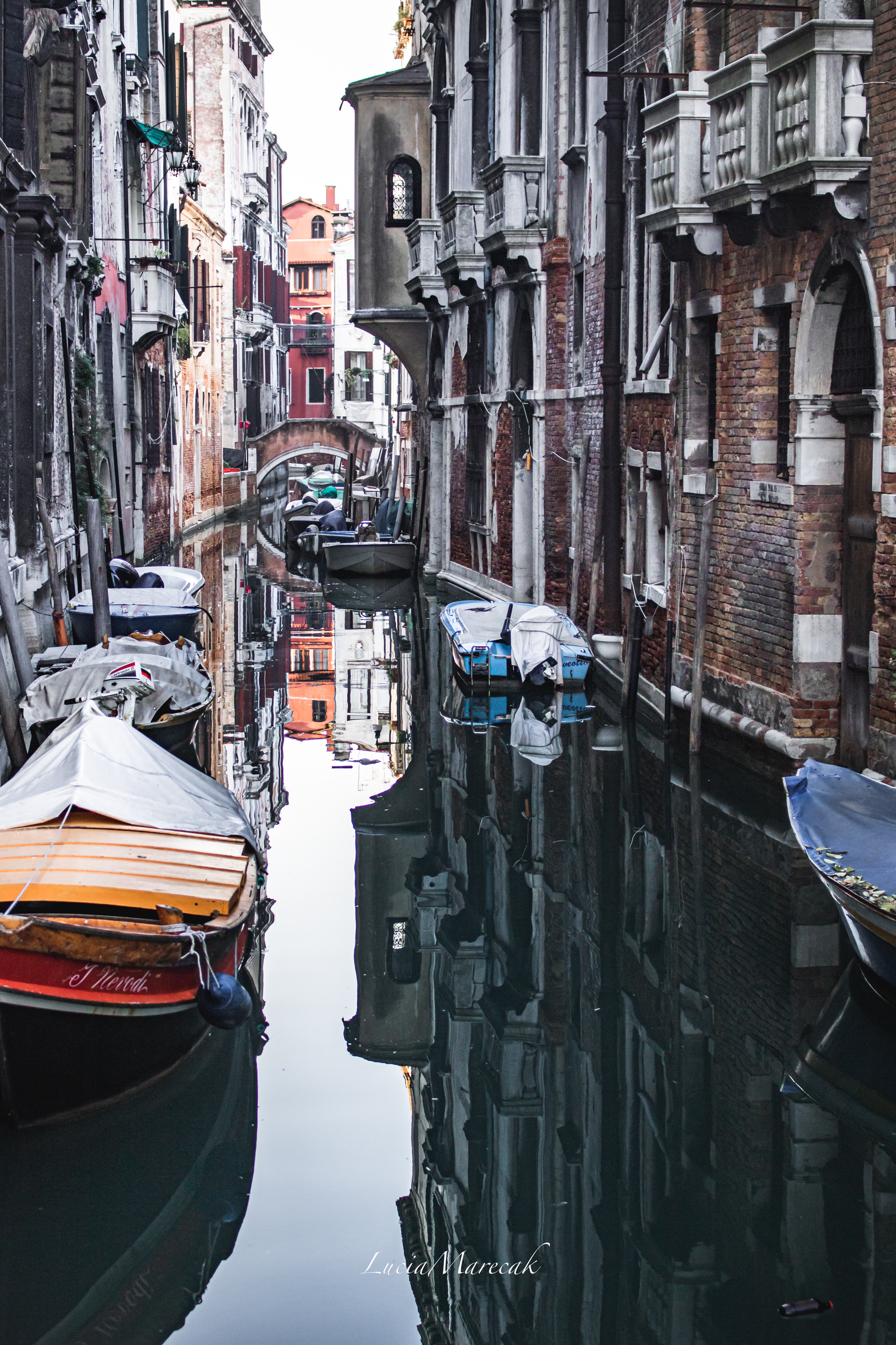 Venice inside city | LuciaMarecak