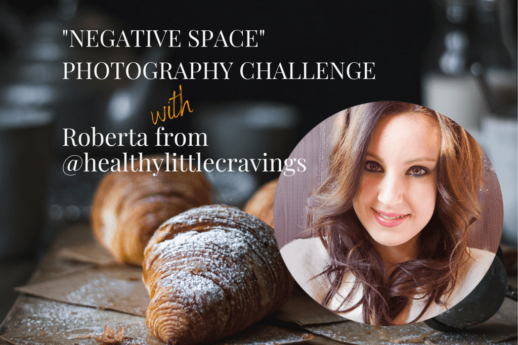 Negative Space Food Photography Challenge - Healthy Goodies by Lucia