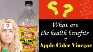 what are the health benefits of acv