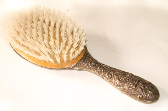 hair brush choice boar or plastic