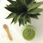 Grünkohl-Ananas-Smoothie
