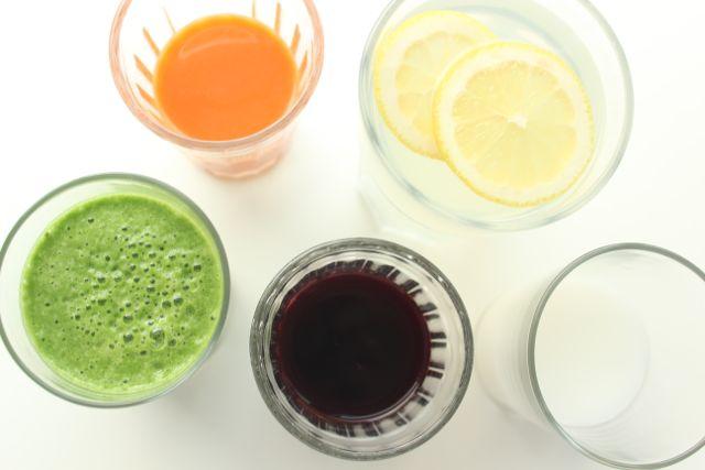 Juice Cleanse - www.healthyhappysteffi.com