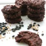 Schwarze Bohnen-Cookies von VeganBlatt