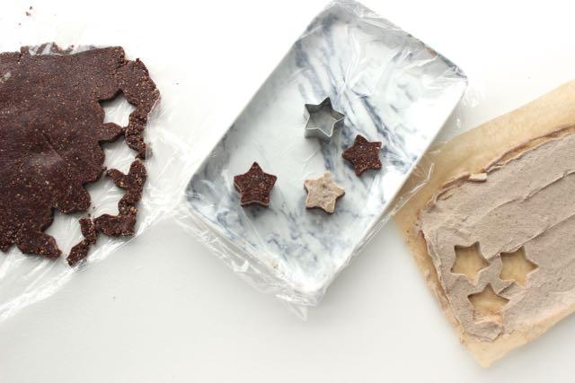 raw stars - vegan, gluten free, sugarfree - www.healthyhappysteffi.com