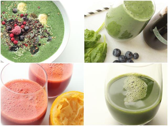 Saft oder Smoothie - www.healthyhappysteffi.com