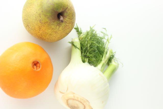 Fenchel-Orangen-Birnen-Saft - www.healthyhappysteffi.com