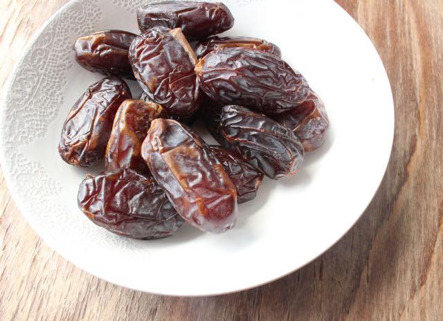 Lieblings-Lebensmittel Medjool-Datteln - www.healthyhappysteffi.com