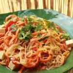 Sommerlicher Thai-Salat