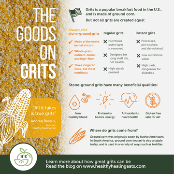 The Goods On Grits
