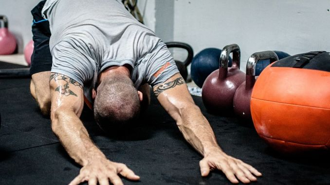 4 Things Every Guy Needs to Recover from a Workout Ageless Male Max