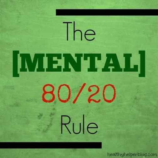 themental8020rule