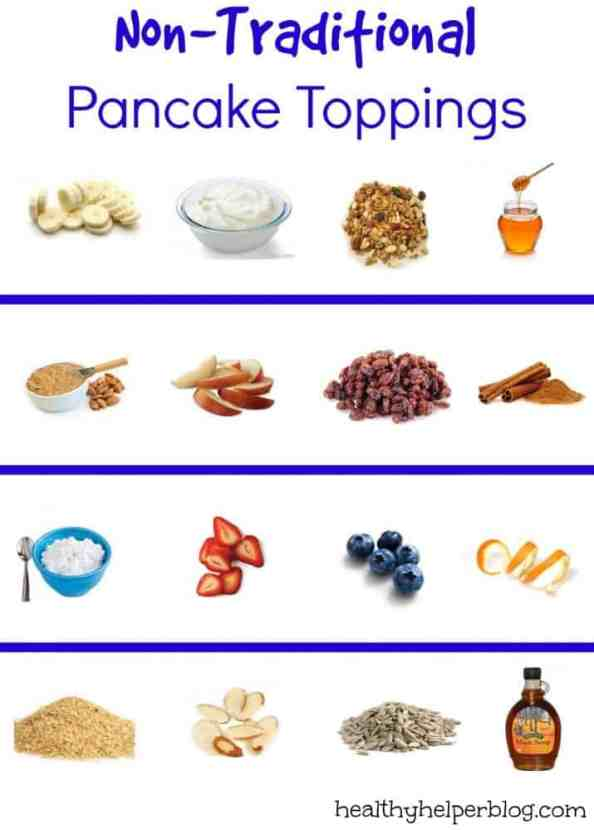 pancaketoppings