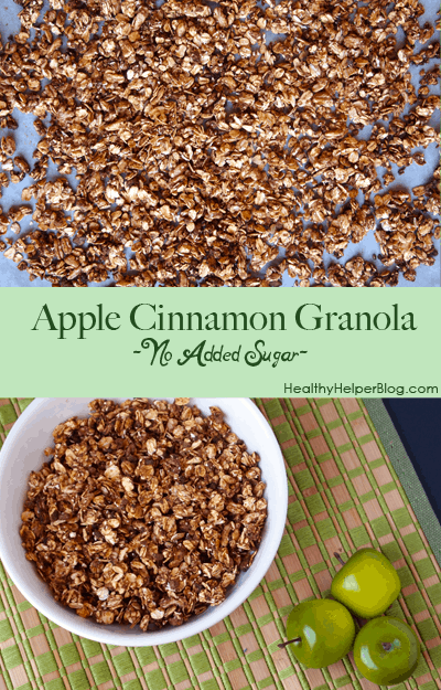 apple-cinnamon-granola