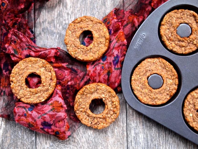 Strawberry Shortcake Donuts | Healthy Helper @Healthy_Helper