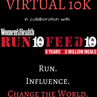 Healthy Helper Virtual 10K | Healthy Helper @Healthy_Helper Introducing the first ever Healthy Helper Virtual 10K! A fun run in collaboration with Women's Health Run10Feed10 Race Series. Join Team Healthy Helper for an opportunity for personal growth, fitness accomplishment, and charitable giving!