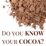 Know Your Cocoa