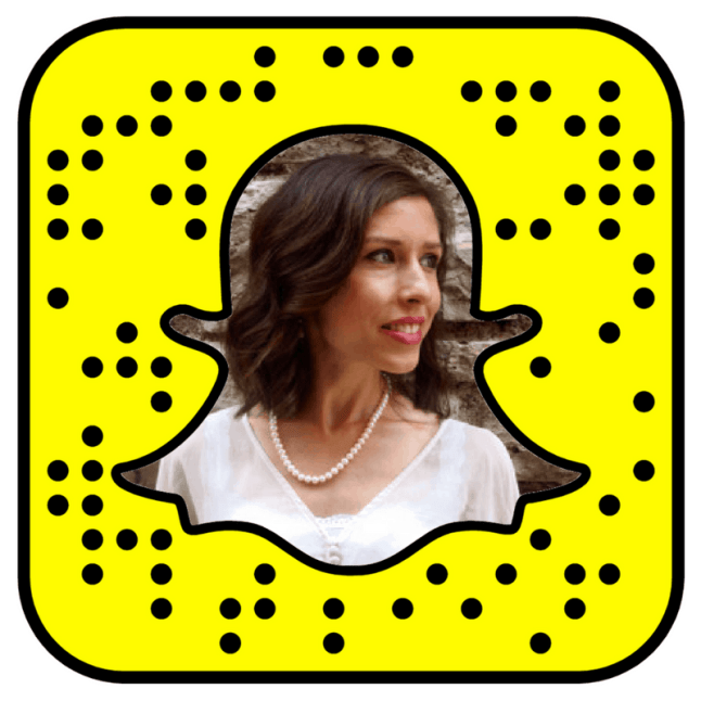Snapcode for KailaProulx on Snapchat