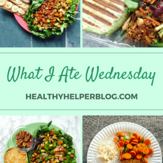 WIAW: MyCerealMix Giveaway! | Healthy Helper @Healthy_Helper A recap of all the eats and treats I've been munching on lately! Yummy, healthy foods to inspire you in your own daily nutritional choices. Plus a fun giveaway from MyCerealMix!