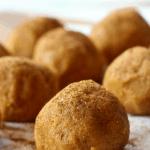 HCLF Vegan Pumpkin Spice Balls [gluten-free + nut-free]