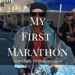 My First Marathon [Harrisburg Marathon-3:12:25]