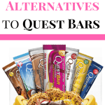 5 Healthy Alternatives to Quest Bars