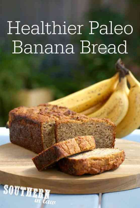 The BEST EVER Paleo Banana Bread | Healthy Helper @Healthy_Helper