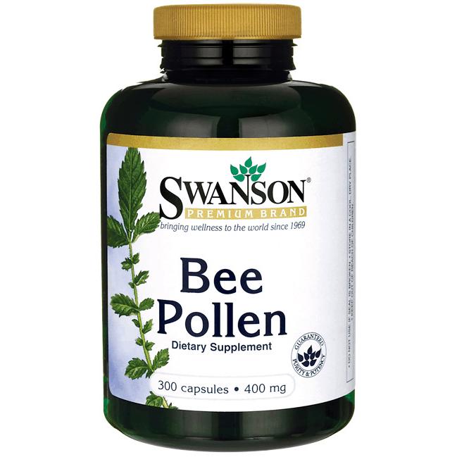 Bee Pollen | Healthy Helper @Healthy_Helper