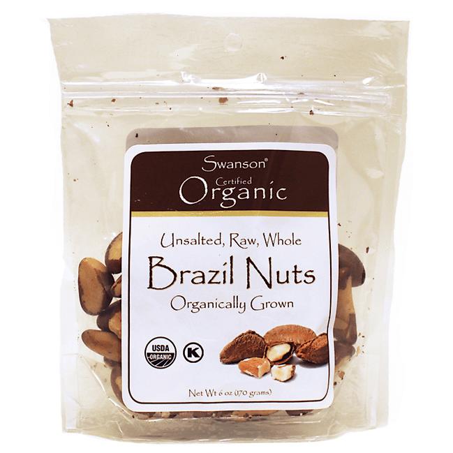 Brazil Nuts | Healthy Helper @Healthy_Helper