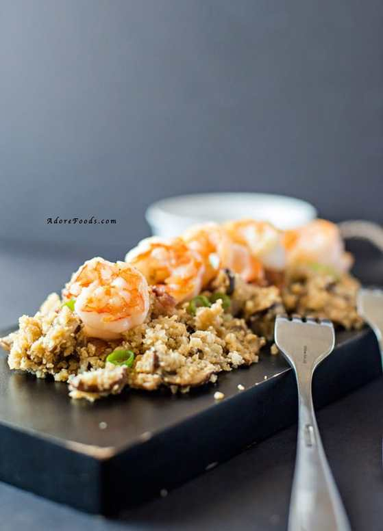 Easy Cauliflower Fried Rice | Healthy Helper @Healthy_Helper