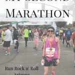 Run Rock n' Roll Phoenix-2:57:31 [My Second Marathon]