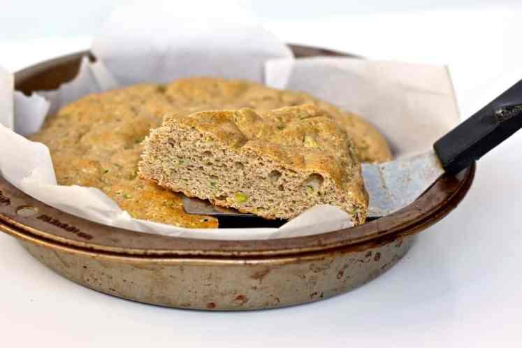 GF Vanilla Zucchini Cake | Healthy Helper @Healthy_Helper