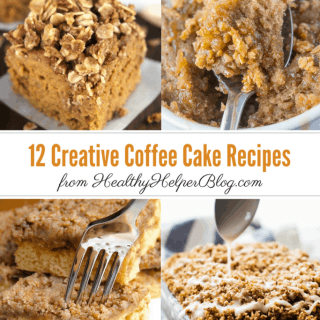"""12 Creative Coffee Cake Recipes 