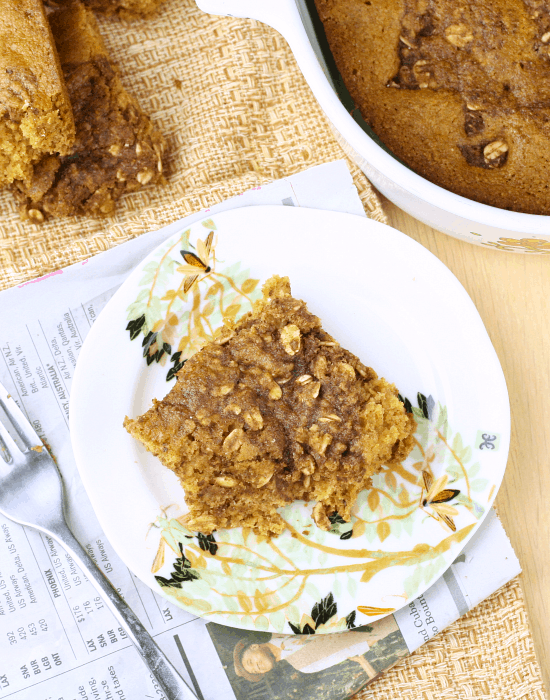 Healthy Low-Cal Coffee Cake | Healthy Helper @Healthy_Helper
