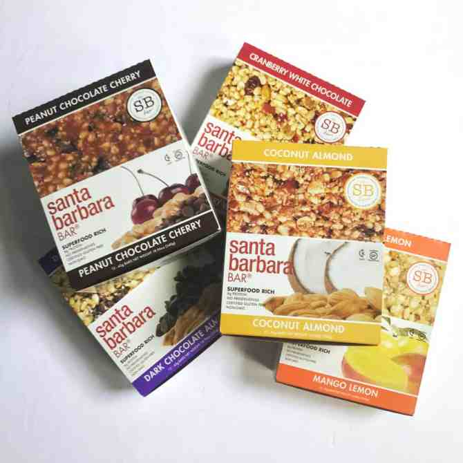Santa Barbara Bars | Healthy Helper @Healthy_Helper