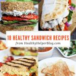 18 Healthy Sandwich Recipes