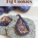 Wild Berry Fig Cookies | Healthy Helper @Healthy_Helper Dense, doughy, n' delicious...these Wild Berry Fig Cookies are full of sweet fruit flavor without any added sugar or refined sweeteners. Instead, they're made with healthy, wholesome, SUPERFOOD ingredients and packed with plant-based protein! Vegan and gluten-free, these cookies are a true crowd pleaser that the whole family will enjoy munching on together.