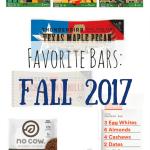 Favorite Bars: Fall 2017