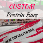 How to Make CUSTOM Protein Bars | Healthy Helper A step by step guide to making your own CUSTOM protein bar! YOU get to choose thespecific ingredients, macros, flavors, and textures in your very own one of a kind bar.The ultimate snack to fit your lifestyle!