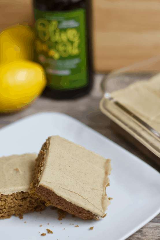 Lemon Olive Oil Cake | Healthy Helper @Healthy_Helper A light, sweet, & citrusy cake bursting with whole grain goodness and heart healthy fats! This Lemon Olive Oil Cake is simple to make, naturally sweetened, and amazingly delicious. A refreshing change from decadent, rich desserts!