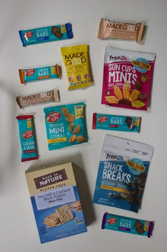 The Best Allergy Friendly Snacks for the Family | Healthy Helper With food allergies on the rise, more companies are coming out with allergen-free snacks for consumers to enjoy! Check out this roundup for a list of the healthiest, tastiest allergy-friendly snacks on the market today.