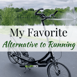 My Favorite Alternative to Running | Healthy Helper A look inside at my favorite form of cross training and how I've been maintaining my fitness while I have been out of running.