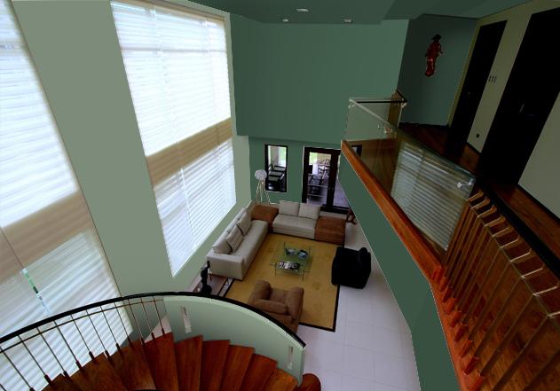 Healthy Home Paint Boysen LIVING ROOM