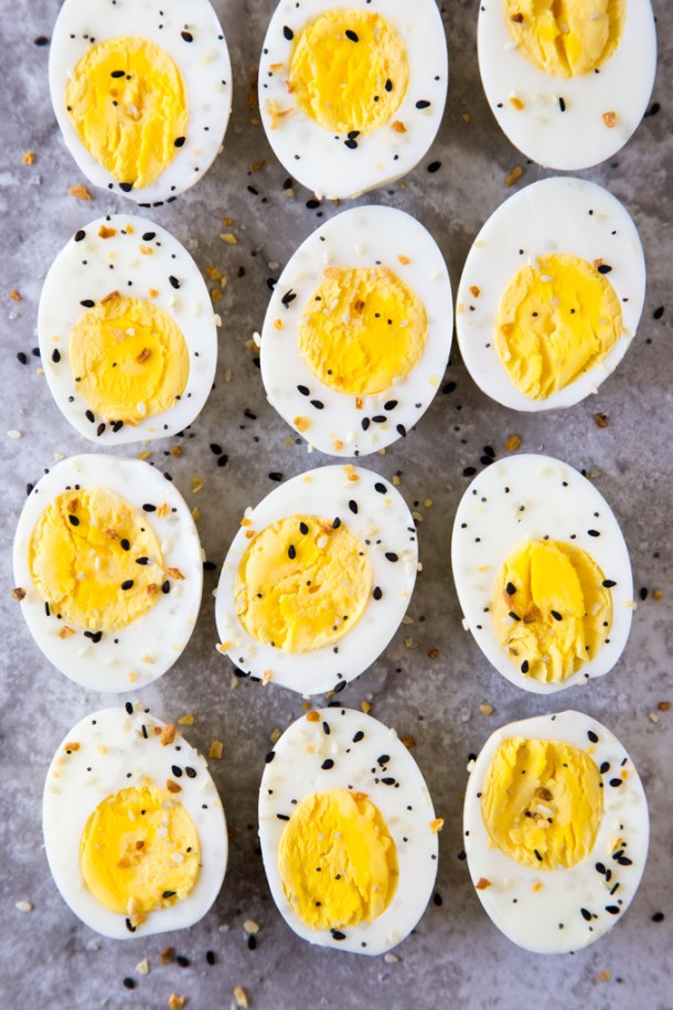 Perfect Instant Pot Hard Boiled Eggs- How to Make