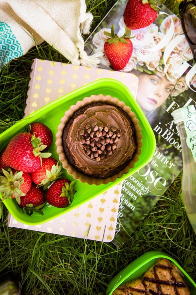 A Healthyish Picnic for One via www.Healthyish.com
